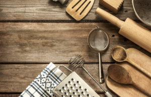 kitchen's tools